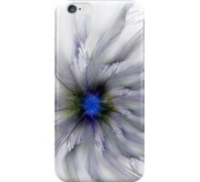 Ice Aster iPhone Case/Skin