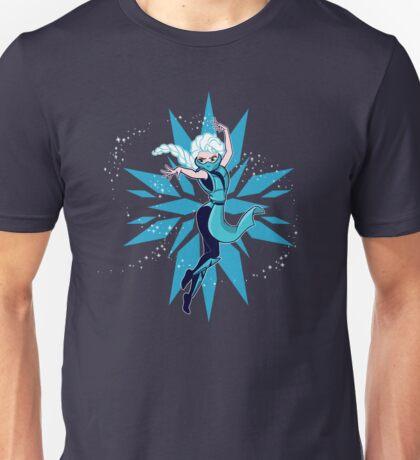 Frost Kombat!! Unisex T-Shirt