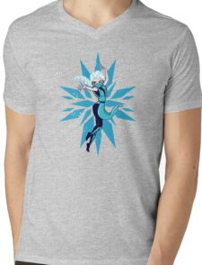 Frost Kombat!! Mens V-Neck T-Shirt