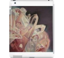 Pink Crystals iPad Case/Skin
