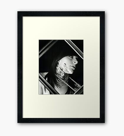 Framed Paint Framed Print