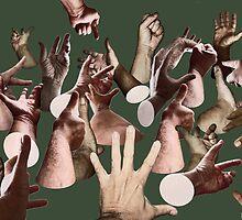 HAND SIGNALS by Paul Quixote Alleyne