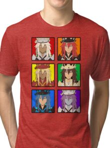 HEAVEN OR HELL RAMLETHAL - Multiple Colours Tri-blend T-Shirt