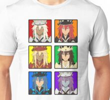 HEAVEN OR HELL RAMLETHAL - Multiple Colours Unisex T-Shirt