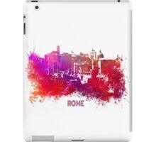 Rome skyline iPad Case/Skin