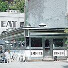 Empire Diner, NY by gailrush