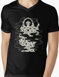 The Magician: Black Magic Mens V-Neck T-Shirt