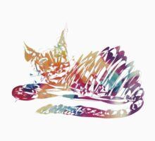 Cat Bonny One Piece - Short Sleeve