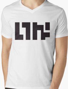 Inkling's White Tee - Splatoon Mens V-Neck T-Shirt