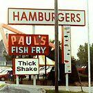 Hamburgers by gailrush