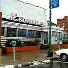 Empire Diner, Herkimer, NY by gailrush