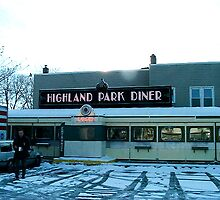 Highland Park Diner by gailrush
