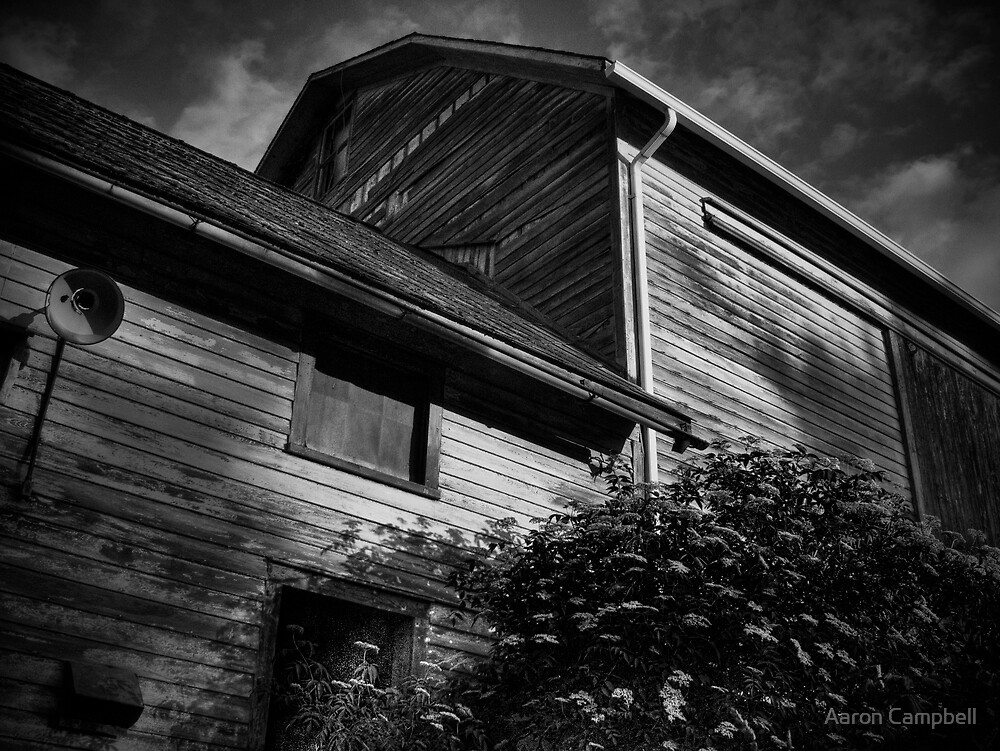 Barn No. 3 by Aaron Campbell