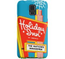 HOLIDAY INN Samsung Galaxy Case/Skin
