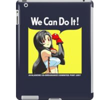 We Can Do It Cloud! iPad Case/Skin