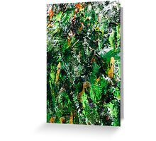 Ecology by Octavious Sage  Greeting Card