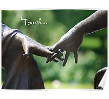 Touch... Poster