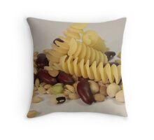 Soup ingredients Throw Pillow