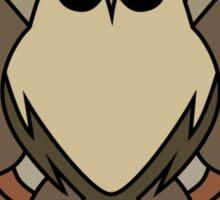 Sora No Woto Owl Crest Sticker