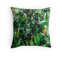 Ecology by Octavious Sage  Throw Pillow