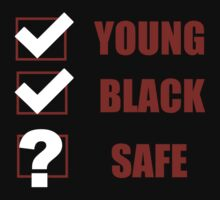 Young, Black, Safe? (I Can't Breathe) by sayers