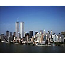 World Trade Center  Photographic Print
