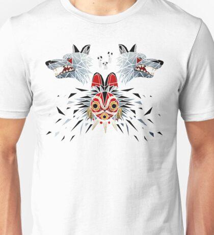 mononoke princess Unisex T-Shirt