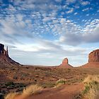 Monument Valley, Arizona by Carol M.  Highsmith