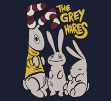 The Grey Hares by Brian McCray