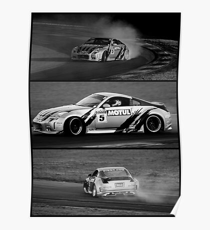 The Art Of Drift Poster