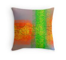 WINDOWS OF OPPORTUNITY Throw Pillow