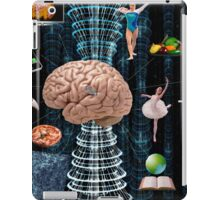 Brain games - War of Thought iPad Case/Skin