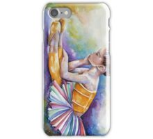 Gloomy Little Dancer by J.Namerow iPhone Case/Skin