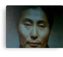 John & Yoko 11 Canvas Print