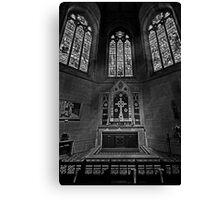 The Lady Chapel Canvas Print