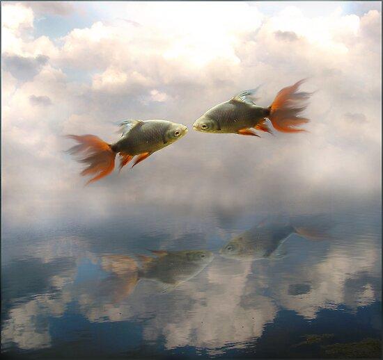Vague Earthly Vapours by Elizabeth Burton