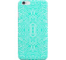 Radiate Mint iPhone Case/Skin