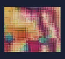Colored Tetris Baby Tee