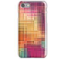 Colored Tetris iPhone Case/Skin