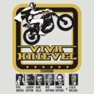 Viva Knievel by OscarEA