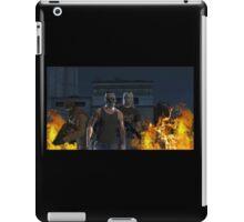 GTA 5 - fort zancudo take over iPad Case/Skin