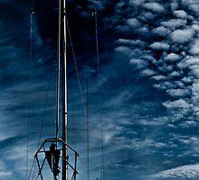 Dark sky by Do0lphi1n