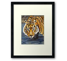 WHO ME ? Framed Print