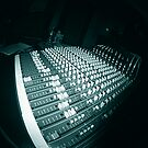 mixing board, Los Angeles by rmenaker