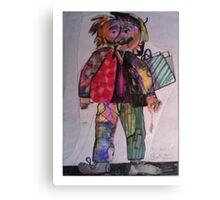 HIP ARTIST(C1993) Canvas Print