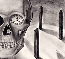 The Ghost of Time by NeuroticCrow