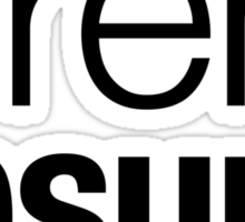 Lorem Ipsum Sticker