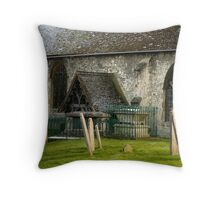 St Andrew's Church Throw Pillow