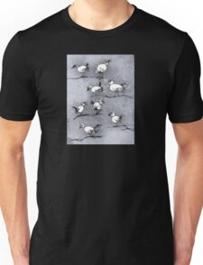 up in the tweetops Unisex T-Shirt
