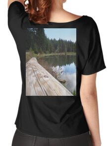 Beaver pond Women's Relaxed Fit T-Shirt